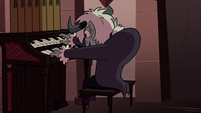 S1E15 Demon organist playing music