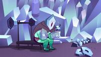S2E34 Rhombulus 'I actually crystallized Lekmet'