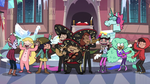 S3E25 Star and friends dance to mariachi music