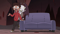 S4E13 Marco 'all exhausted and stuff'