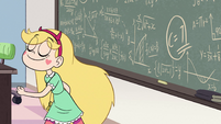 S2E32 Star Butterfly happily returns to her seat