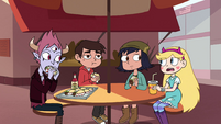 S4E30 Star criticizing Tom's way of eating