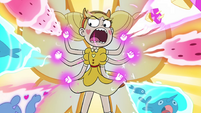 S4E35 Star Butterfly transforms in a rage