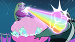 S1E10 Star rainbow-punches Buff Frog