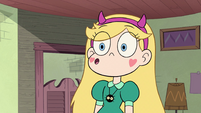 S2E1 Star Butterfly in shock