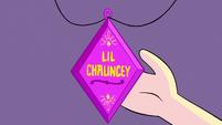S2E23 Lil Chauncey's identity tag