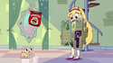 S2E25 Star Butterfly 'why is that in the middle?'