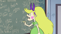 S2E32 Star Butterfly turns into Ugly Star