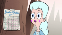 S4E15 Moon surprised by what she hears about Eclipsa
