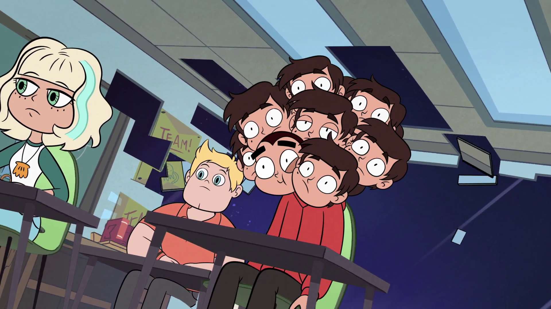 Image - S2E32 Marco Diaz with multiple heads and Naysaya.png | Star ...