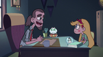 S2E3 Mr. Candle asks if Star has a crush on Marco