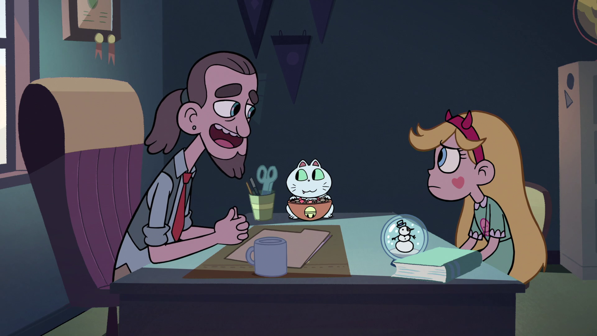 Mr. Candle Cares | Star vs. the Forces of Evil Wiki | FANDOM powered ...