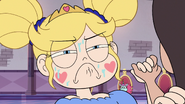 S3E10 Star Butterfly frustrated and sweaty