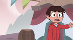 S4E1 Marco Diaz 'is that a drumstick?!'