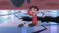 S4E32 Marco Diaz climbs out of the hole