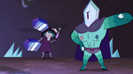 S4E4 Rhombulus 'look what you did to Star!'