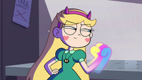S4E7 Star Butterfly makes a Rainbow Fist