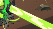 S2E20 Ludo's wand blasting him off-screen
