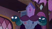 S3E29 Rhombulus confused by Eclipsa's comment
