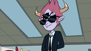 S1E15 Tom Wearing Sunglasses