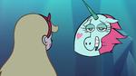 S1e2 pony head looks at star