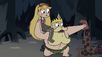 S3E27 King River dumps leeches out of Star's boots