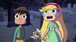 S2E27 Star Butterfly angry to see Ludo