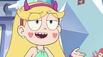 S3E34 Star 'I knew something was up'