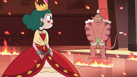 S4E24 Eclipsa and Globgor reunite in flames