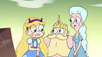 S4E3 Star starting to doubt her decision
