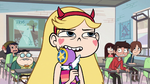 S1E3 Star chewing on her wand