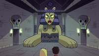 S1E8 The Quest Buy Riddle Sphinx