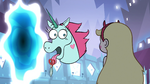 S1e2 pony head thinks of a lie