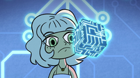S2E17 Truth cube asks Jackie who she has a crush on