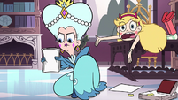 S3E27 Star Butterfly 'Heinous is Eclipsa's daughter'