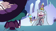 S3E2 Queen Moon 'I can't decide the fate of Mewni!'