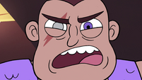 S4E30 Close-up on Needles' face