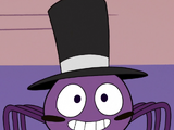 Spider With a Top Hat (character)