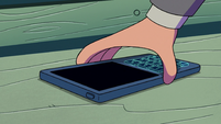 S2E27 Marco Diaz picking up his phone