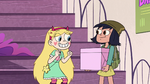 S2E27 Star Butterfly excited to see what Janna has