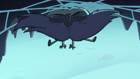 S2E2 Ludo flies up into the cave ceiling