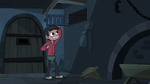 S3E6 Marco Diaz opens the air conditioning vent