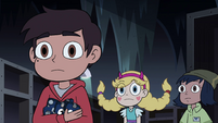 S4E11 Marco and friends watch sloth walk to them