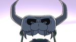 S4E14 Ludo holding his skull crown