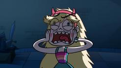 S1E6 Star screams in horror