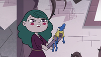 S3E11 Eclipsa happy to see Glossaryck