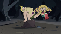 S3E27 King Butterfly kicks Star off the stump