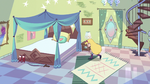 S3E8 Star Butterfly walking up to her bed