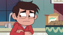 S2E41 Marco Diaz feeling uncomfortable again