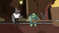 S2E20 Meat Fork 'get to work, frog man'